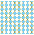 seamless pattern with textured blue and white vector image