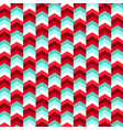 geometric colorful pattern holiday background vector image