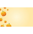 collection stock of pumpkin style thanksgiving vector image vector image