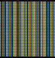 seamless vertical knitting wallpaper vector image vector image