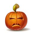 Pumpkins Vimpire 2 vector image vector image
