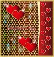 Valentina Deco Stars Classic Lightning Darling vector image vector image
