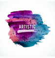 artistic-violet-dark vector image vector image