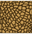 seamless texture stone wall vector image