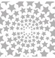 stars pattern background isolated vector image