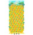 Honeycomb children game vector image
