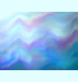 holographic abstract background in pastel neon vector image