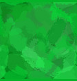 green watercolor background abstract hand paint vector image