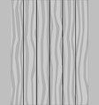 grey timber background vector image vector image