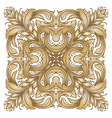 Vintage victorian seamless pattern vector image vector image