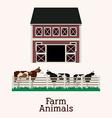 Farm Food design vector image vector image
