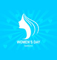 Women day logo