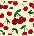 cherry seamless pattern