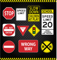 Road Sign Pack