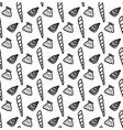 shell pattern vector image vector image