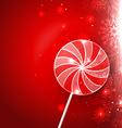 lollipop candy design vector image