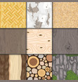 wood background wooden texture seamless vector image