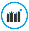 Trend Flat Icon vector image vector image
