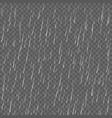 rain drop effect rainfall texture isolated vector image vector image