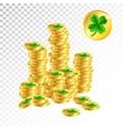 Good luck money vector image vector image