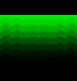green abstract background - waves vector image vector image