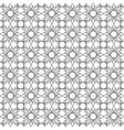 Floral seamless delicate pattern background vector image