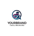 Technician logo design concept template