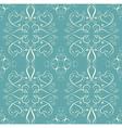 Vintage flower seamless pattern floral designed vector image vector image
