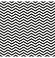 zigzag pattern with black lines stylish vector image vector image