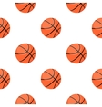 Basketball icon cartoon Single sport icon from vector image vector image