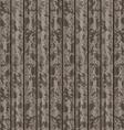 Brown wooden texture grunge texture vector image vector image