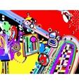 original of abstract artwork digital