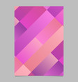 colorful gradient modern abstract stripe poster vector image vector image