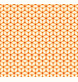 hexagonal pattern vector image