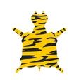 Leopard fur icon vector image vector image