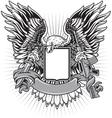 American Eagle Emblem vector image