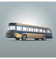 Retrobus2 vector image vector image
