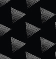 geometric seamless pattern Repeating abstract vector image vector image