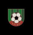 sports football club vector image vector image