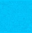 startup line tile pattern vector image