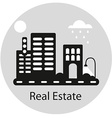 RealEstateSign vector image vector image