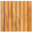 Brown oak wooden pattern background vector image