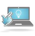 Business idea concept vector image vector image