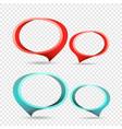 frame tag discount sticker set vector image