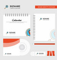 search location logo calendar template cd cover vector image