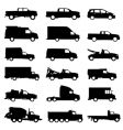 Truck set vector | Price: 1 Credit (USD $1)