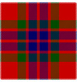 clan fraser scottish tartan plaid seamless pattern vector image vector image