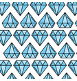 luxury diamond pattern background vector image