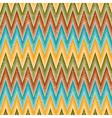 Zig-zag background vector image vector image