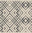 hand drawn abstract geometric christmas vector image